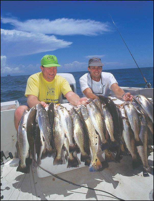 Galveston west bay fishing charters all the best fish in for Galveston fishing guides