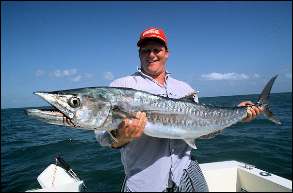 Galveston fishing guides captain mike williams and the for Tx fishing charters